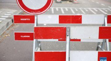 Groot onderhoud aan wegen