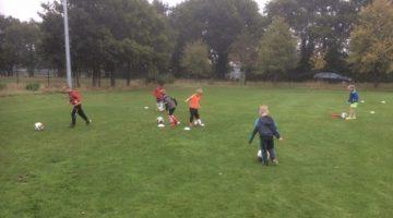 Football4Fun na 9 maanden weer terug in Meijel