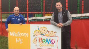 Football4Fun heeft in RoMa Speelland een partner gevonden