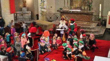 Sinterklaasintocht Meijel