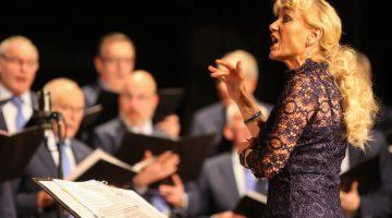 33ste Oudjaarsconcert zeer druk bezocht (Foto's)